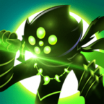 Download League of Stickman Mod Hack 6.0.6 (Level/Hồi Chiêu/Coins/Gems) Cho Android
