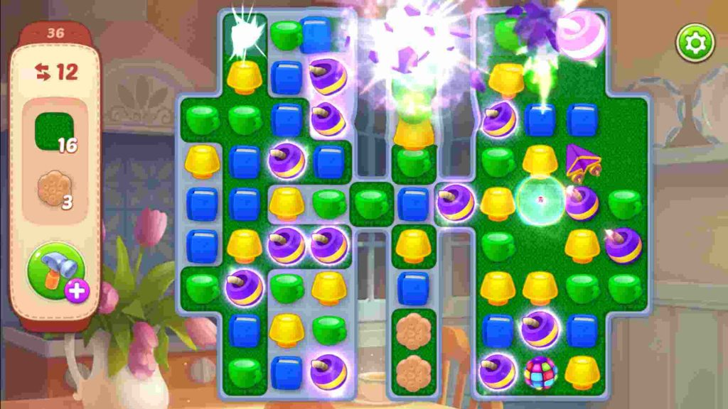 Game Homescapes Cho Android IOS