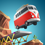 Download Poly Bridge MOD APK (Unlocked Level) Cho Android