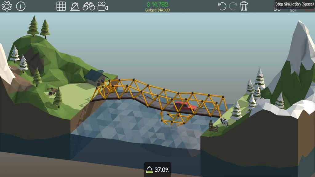 game Poly Bridge