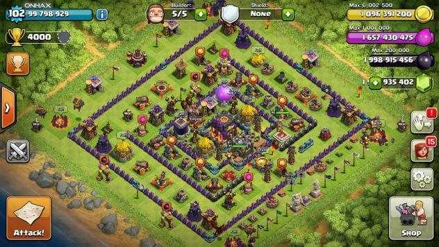 game Clash of Clans