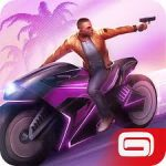 Download Gangstar Vegas Mod APK 5.0.0c (Unlimited Gold, Gems, VIP 10) Cho Android