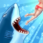 Hungry Shark Evolution 7.4.0 APK ( MOD Full Xu, Đá Qúy )