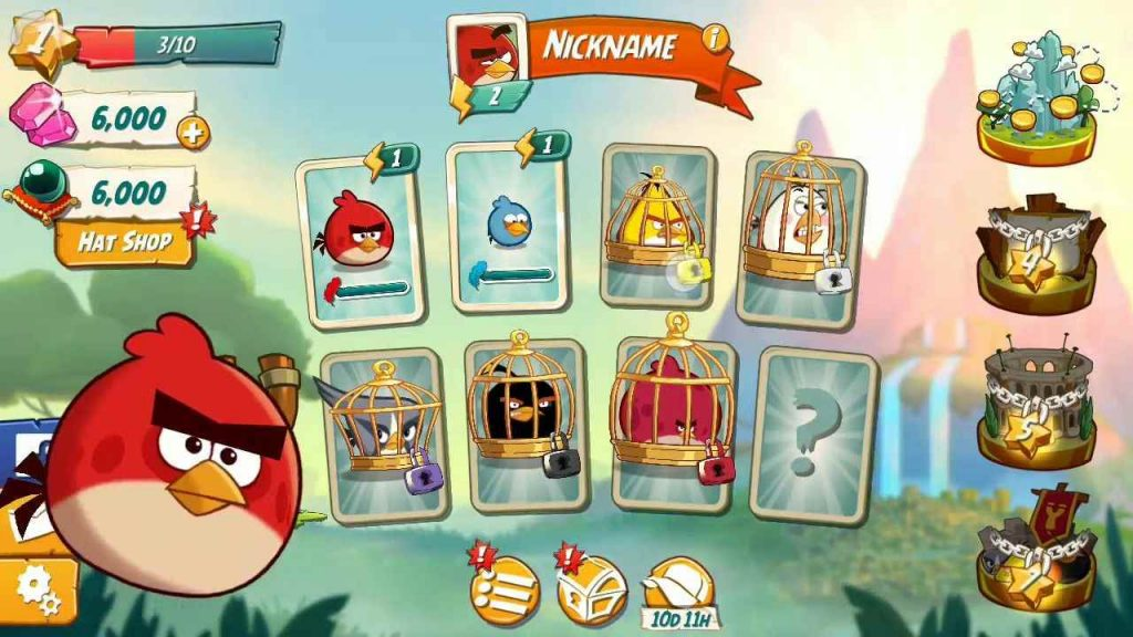 Angry Birds 2 MOD android
