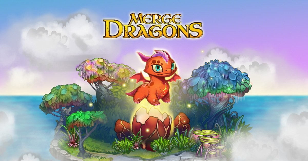 Merge Dragons mod icon