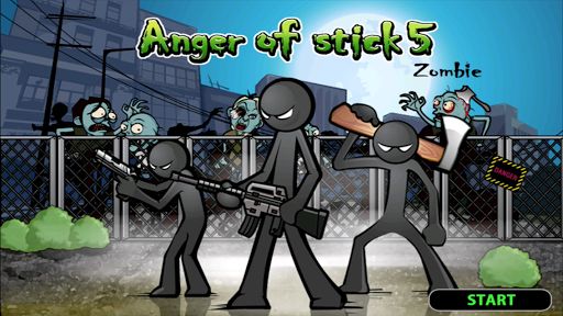 Anger of stick 5 zombie MOD screenshots 1