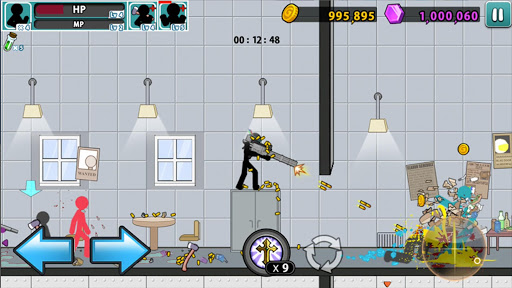 Anger of stick 5 zombie MOD screenshots 5