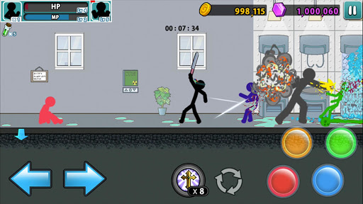 Anger of stick 5 zombie MOD screenshots 6