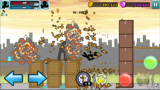 Anger of stick 5 zombie MOD screenshots 9