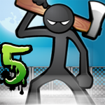 Download Anger Of Stick 5: Zombie Mod Hack 1.1.22 (Unlimited Coins, Gems) Cho Android
