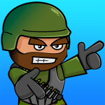 Download Mini Militia – Doodle Army 2 Mod Hack APK 5.3.3 (Unlimited Grenades) Cho Android