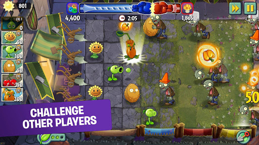 Plants vs. Zombies 2 Free MOD screenshots 3