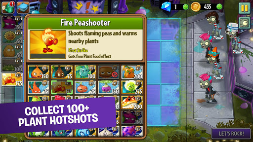 Plants vs. Zombies 2 Free MOD screenshots 4