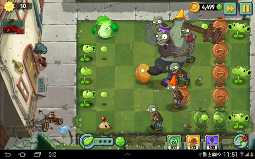Plants vs. Zombies 2 Free MOD screenshots 6