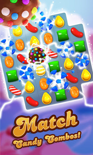 Candy Crush Saga MOD screenshots 1