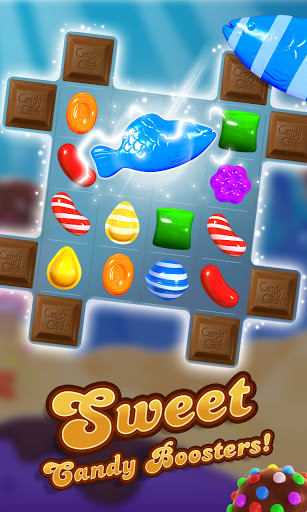 Candy Crush Saga MOD screenshots 2
