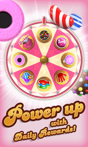 Candy Crush Saga MOD screenshots 3