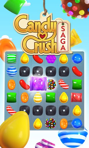 Candy Crush Saga MOD screenshots 5