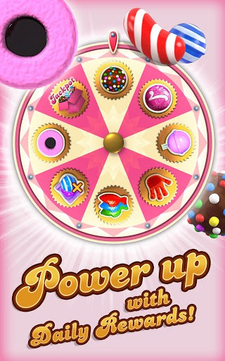 Candy Crush Saga MOD screenshots 9