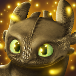 Download Dragons Rise of Berk Mod Hack APK 1.52.7 (Unlimited Runes, Fish) Cho Android