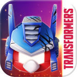 Download Angry Birds Transformers Mod APK 2.8.1 (Unlimited Coins Gems) Cho Android