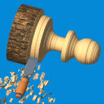 Download Woodturning Mod Hack APK 1.8.6 (Unlimited Money) Cho Android