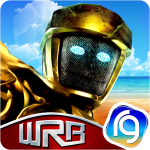 Download Hack Real Steel World Robot Boxing MOD APK ( Full Money, Coins ) Cho Android