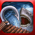 Download Survival on Raft: Ocean Nomad Mod Hack APK 1.151 (Unlimited Coins) Cho Android