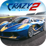 Download Crazy for Speed 2 Mod Hack APK 3.5.5016 (Unlimited Money) Cho Android