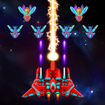 Download Hack Galaxy Attack: Alien Shooter MOD APK (Unlimited Money) Cho Android