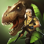 Download Jurassic Survival MOD (Craft Free) Cho Android
