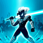 Download Stickman Legends Mod Hack APK 2.4.76 (Menu/Tiền/Level/Nhân Vật) Cho Android
