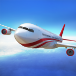 Download Flight Pilot Simulator Mod Hack APK 2.2.3 (Unlimited Coins) Cho Android