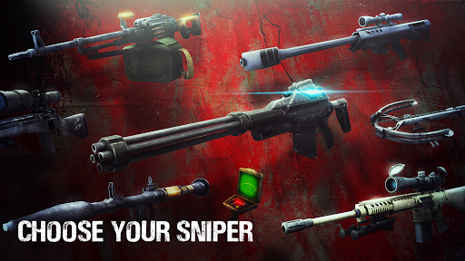 Zombie Hunter Sniper Last Apocalypse Shooter MOD screenshots 5